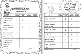 1000+ ideas about Kindergarten Writing Rubric on Pinterest
