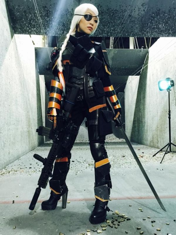 1000 images about Deathstroke Cosplay on Pinterest