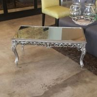 25+ best ideas about Mirrored Coffee Tables on Pinterest