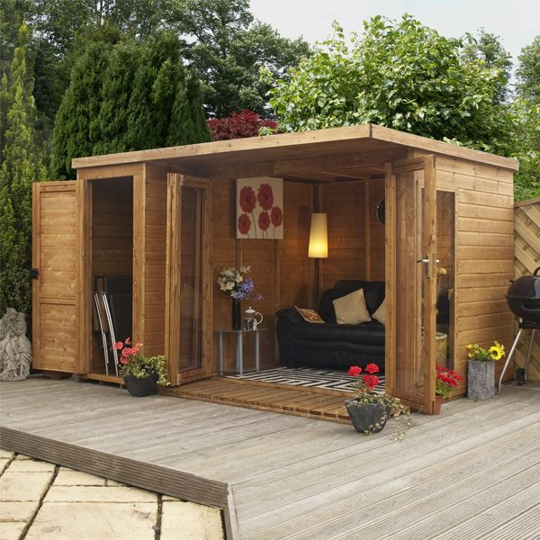 25 Best Ideas About Garden Buildings On Pinterest Green Shed