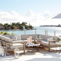 Best 25+ Outdoor sectional ideas on Pinterest | Sectional ...