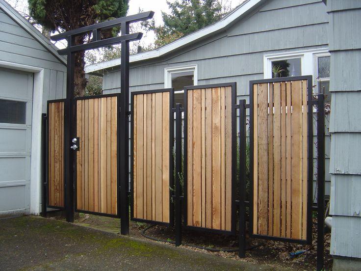 Decorative Outdoor Garden Panels