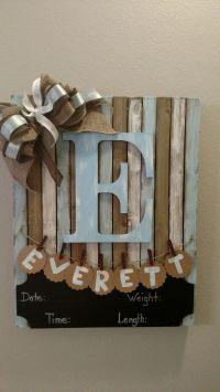 Best 25+ Hospital door hangers ideas on Pinterest ...