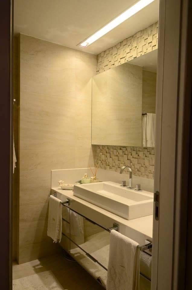 Fotos de banheiros modernos banheiro casal  Martin o