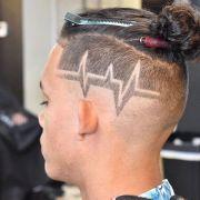 haircut design ideas