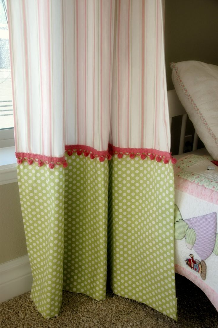 25 Best Ideas About Pom Pom Curtains On Pinterest Curtains Window Curtains And Natural