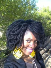 big petals thick locs loc