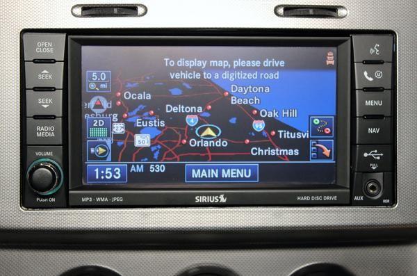 2006 Jeep Wrangler Stereo Wiring Diagram 2007 2010 Jeep Wrangler Gps Navigation Rer 730n Radio