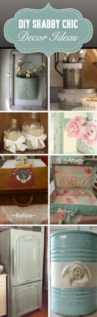 17 Best ideas about Shabby Chic Rooms on Pinterest ...