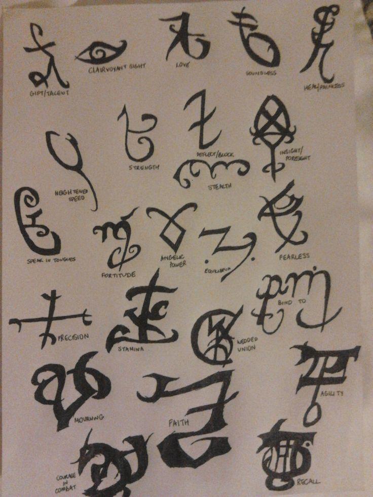 Google Images Mortal Instruments Symbols