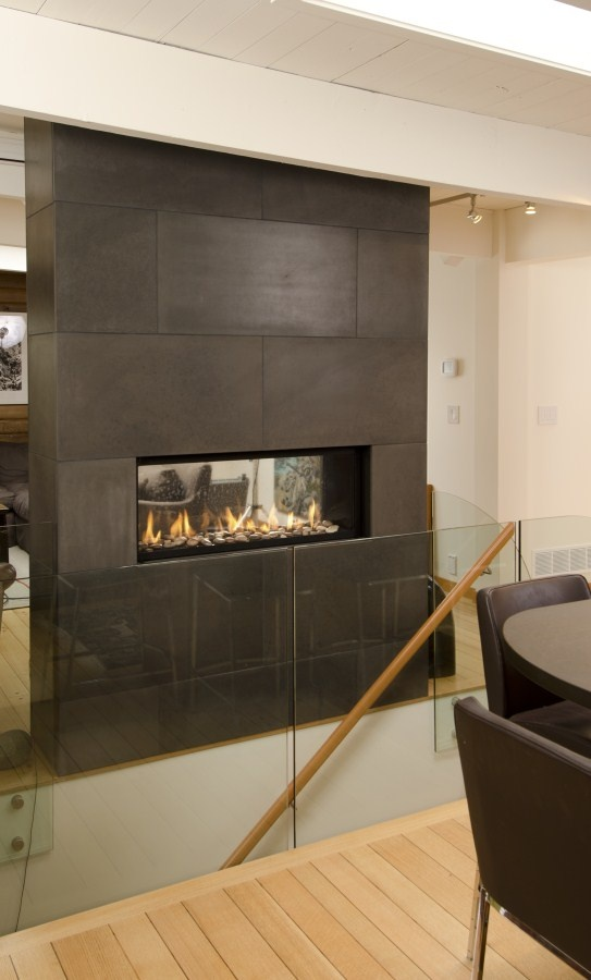 17 Best images about Fireplaces on Pinterest  Mantels Concrete fireplace and Tile
