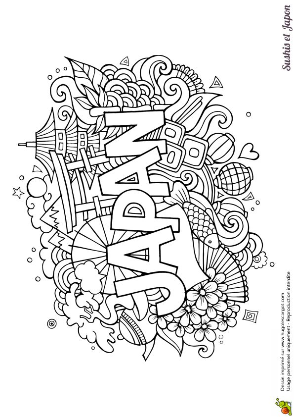752 best Words Coloring Pages for Adults images on Pinterest