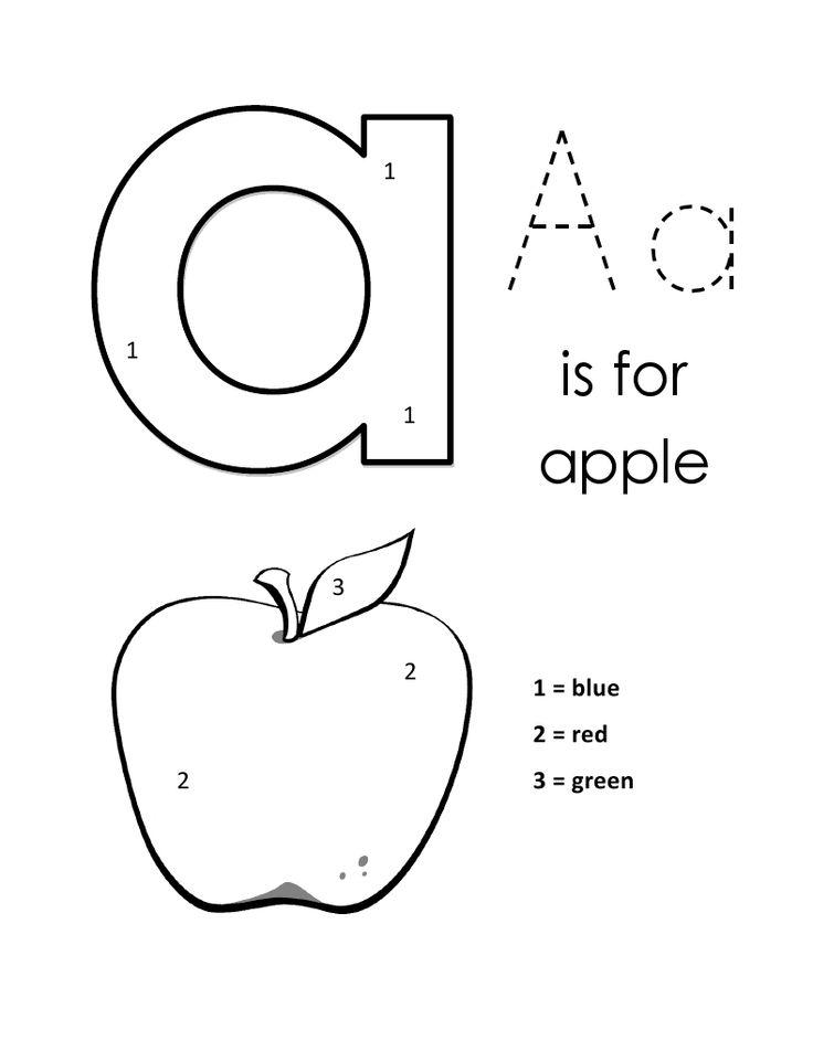 108 best images about Homeschooling: Alphabet on Pinterest