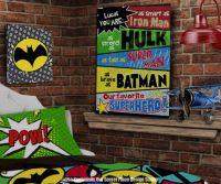 25+ best ideas about Superhero Room Decor on Pinterest ...