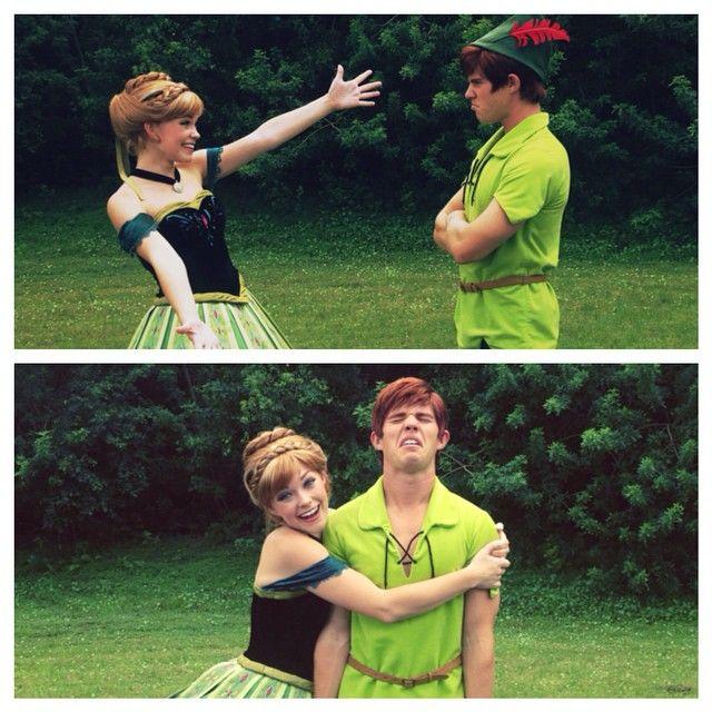 Peter Pan isnt having it