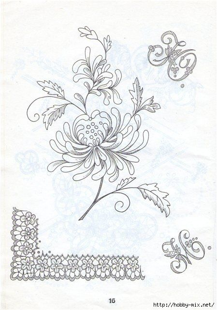 5030 best Embroidery patterns images on Pinterest