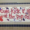 Pep rally poster asb posters lockerposters schoolspirit rally