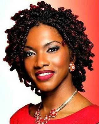 25 Best Ideas About Short Kinky Twists On Pinterest Kinky Twist