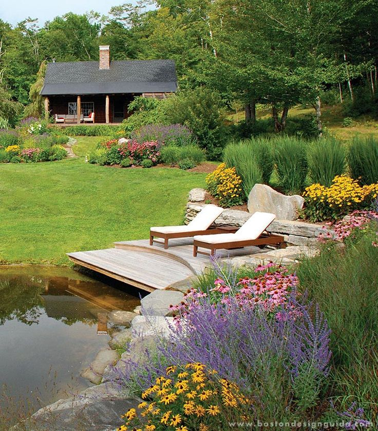 25 Best Ideas About Natural Landscaping On Pinterest Shade Com