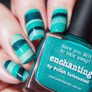 1000 ideas aqua nail polish