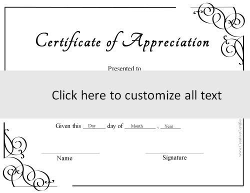 1000+ ideas about Certificate Of Achievement Template on