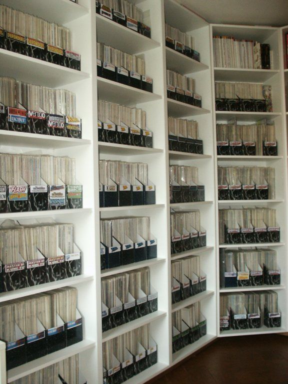 17 Best images about Comic Storage on Pinterest  Comic