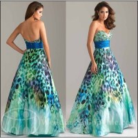 Exotic Prom Dresses liked on Polyvore