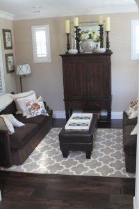 Best 25+ Dark brown furniture ideas on Pinterest | Brown ...