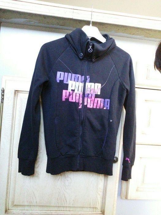 veste noire puma