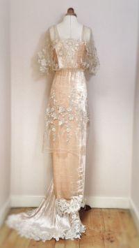 1000+ ideas about Edwardian Wedding Dresses on Pinterest ...