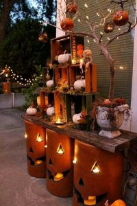 Best 25+ Outdoor halloween parties ideas on Pinterest