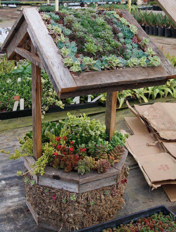 build wishing roof