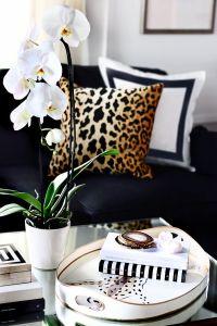 Best 25+ Leopard pillow ideas on Pinterest | Living room ...