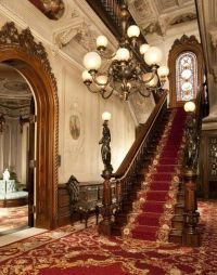 Victorian - Cassandra's grand staircase | The Quest of the ...