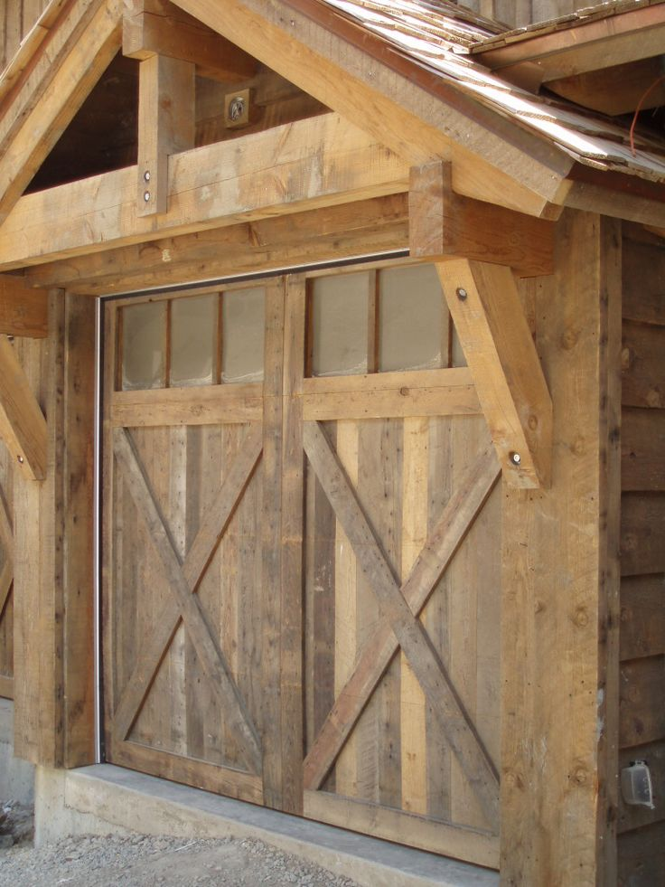 99 Best Images About Wooden Garages On Pinterest Wooden