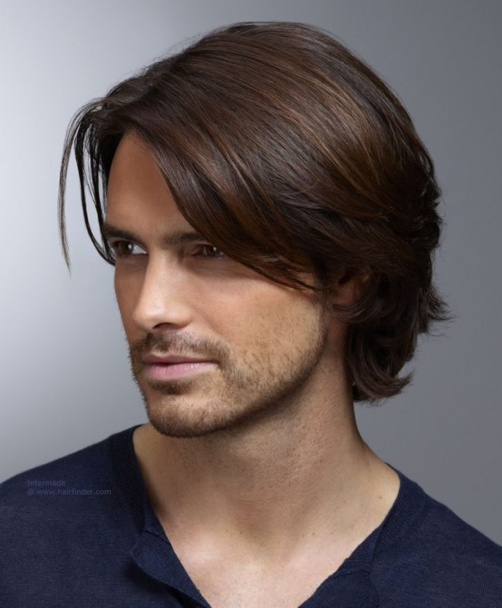 25 Best Ideas About Men's Hairstyles Long On Pinterest Long