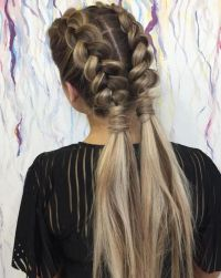 25+ great ideas about Braided Pigtails on Pinterest ...