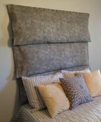 Body Pillow Headboard | DIY Decorating | Pinterest ...