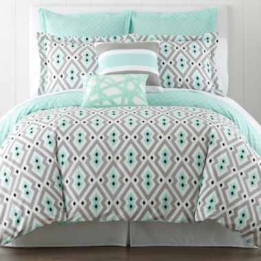 Happy Chic by Jonathan Adler Nina Duvet Cover Set and Accessories  found at @JCPenney