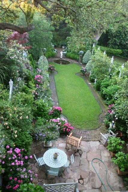 25 Best Images About Long Narrow Garden Ideas On Pinterest