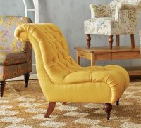Ballroom Formal Living Room Accent Chair Unique French ...