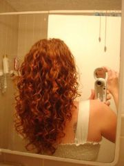 ideas long curly