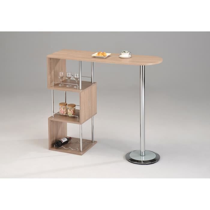 Free Lina Table De Bar Achat Vente Mangedebout Lina Table