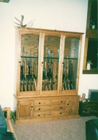 Oak Gun Cabinet Plans Free - WoodWorking Projects & Plans