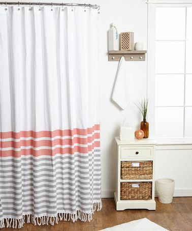 25 Best Ideas About Striped Shower Curtains On Pinterest Navy