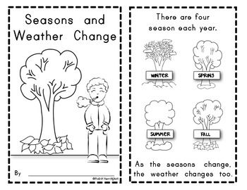 38 best images about Weather/Seasons on Pinterest