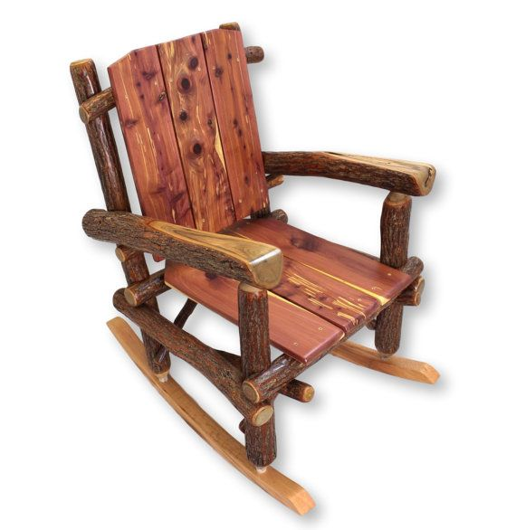 Best 25 Rustic Rocking Chairs ideas on Pinterest  Rustic