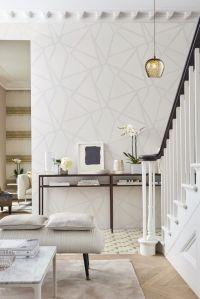 25+ best ideas about Hallway Wallpaper on Pinterest ...