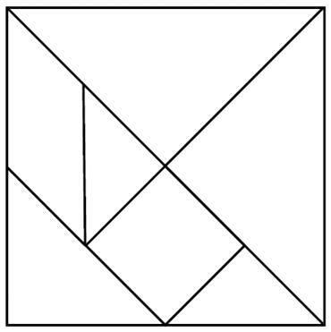 Teach Your Kids About Shapes With These Tangrams