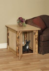 25+ best ideas about Dog crate end table on Pinterest ...